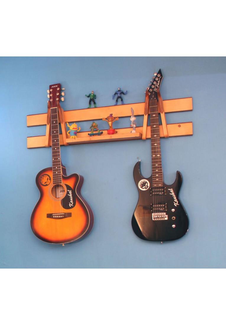 Dual Guitar Stand