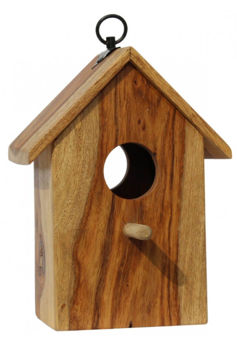 Sparrows-Inn - Double entry birdhouse
