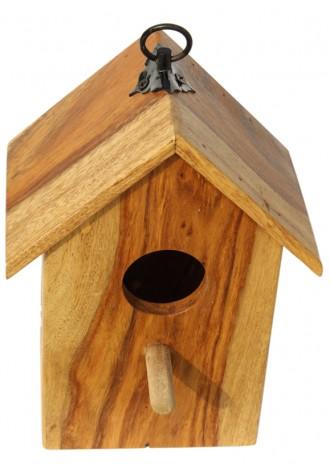 Sparrows-Inn - Double entry birdhouse