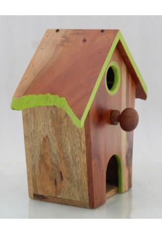 Feather Den - Birdhouse