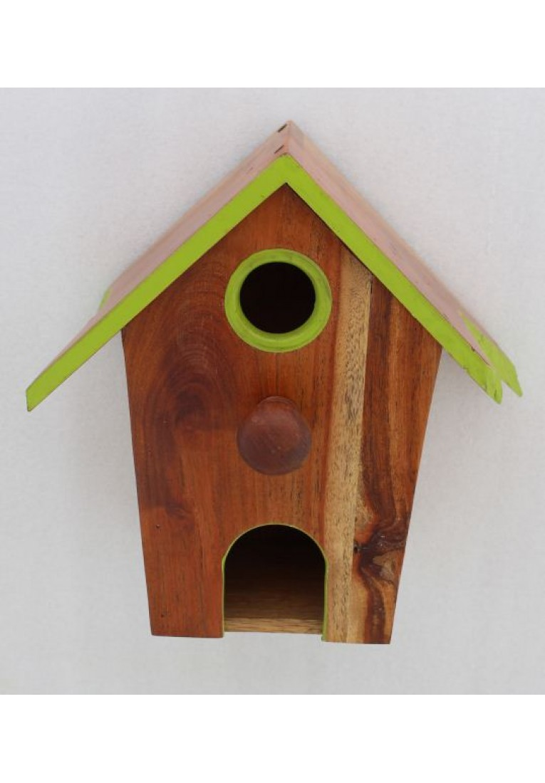 Feather Den - Birdhouse