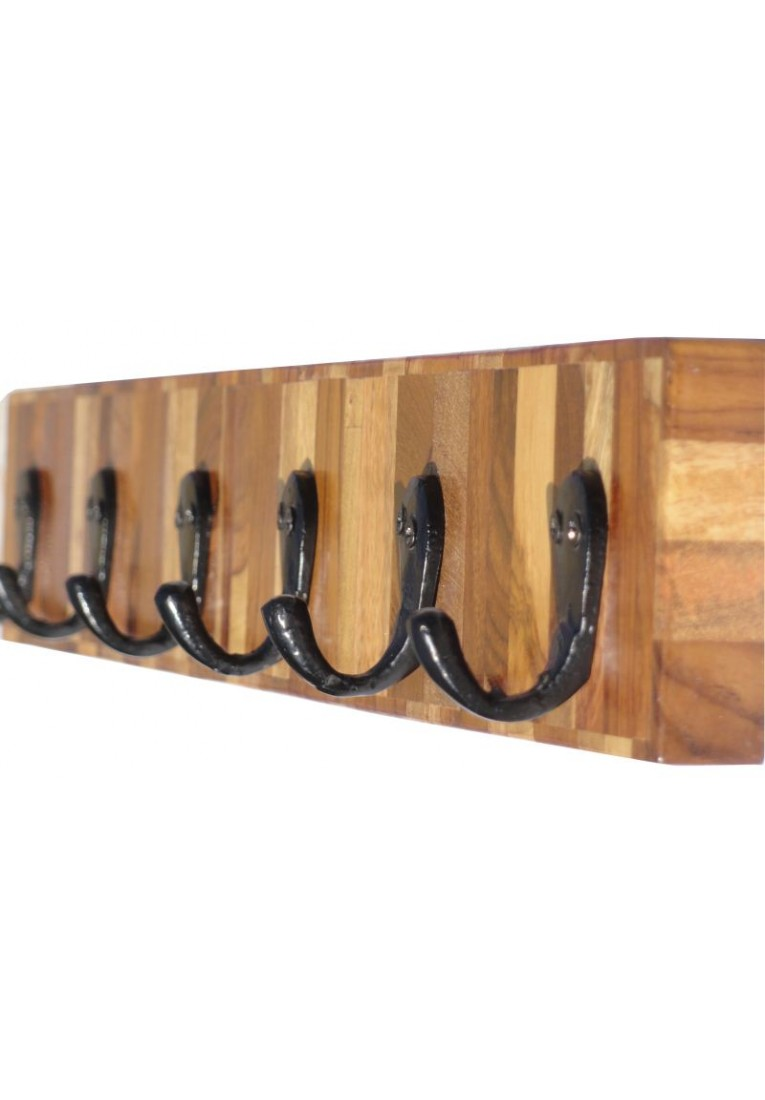 Lumber Slice  - Clothing Hooks