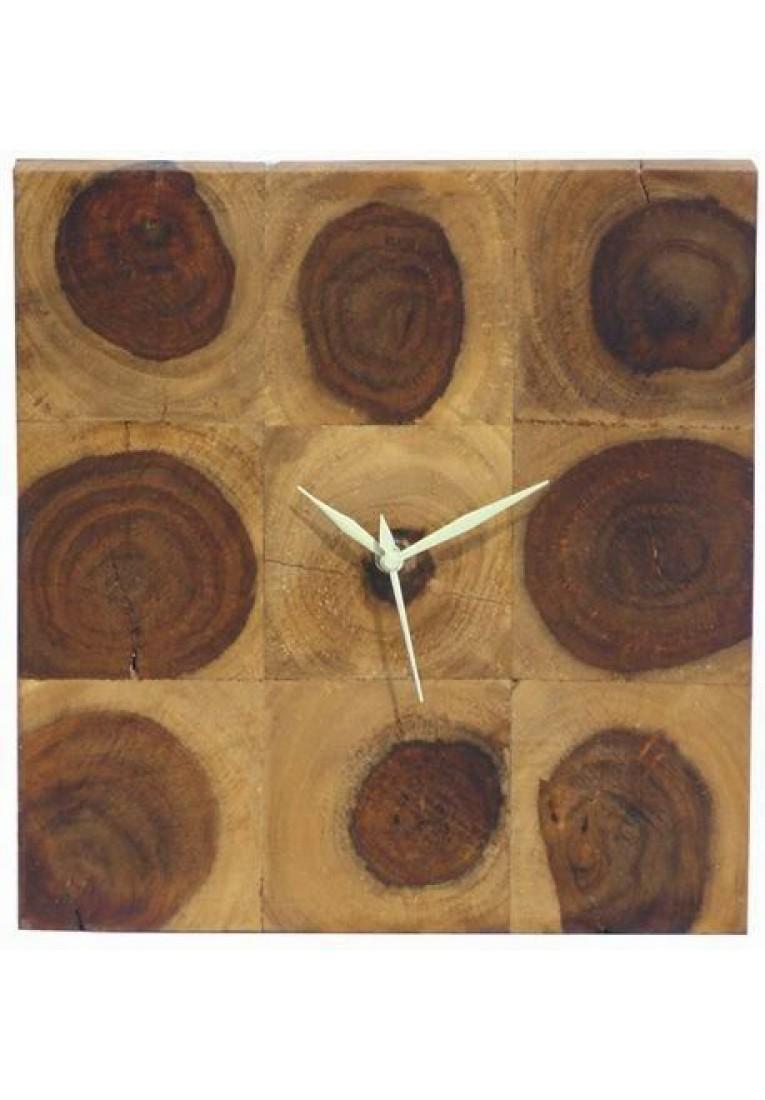 Nine Square - Wall clock