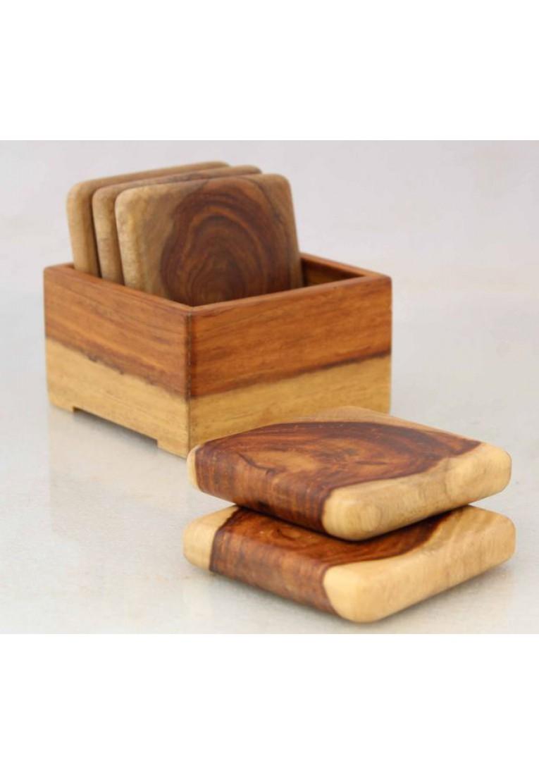 Grain Slice - Coasters