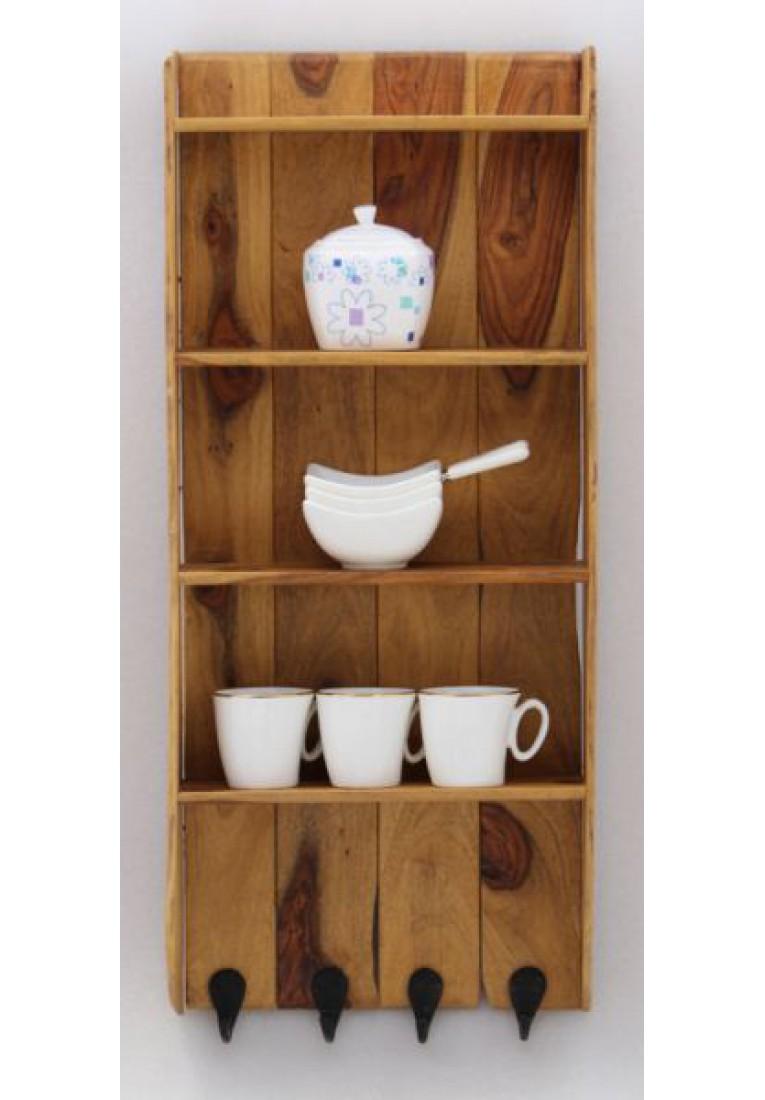 High Rise - 4 Tier kitchen shelf