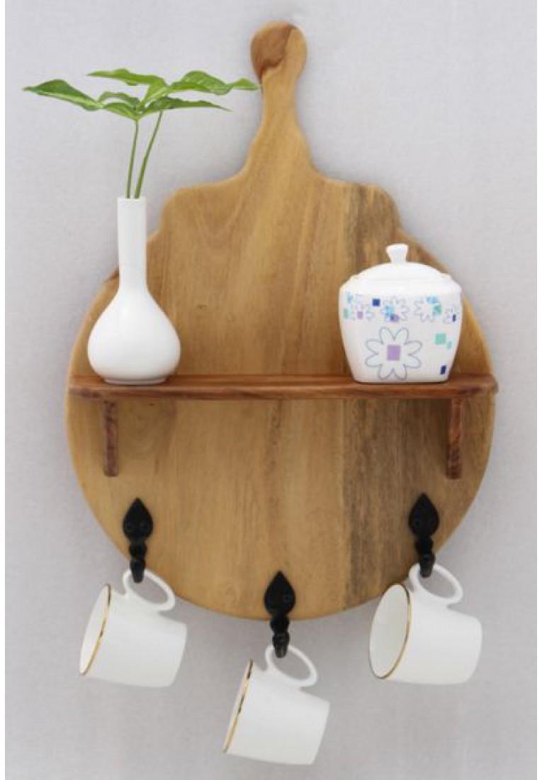 Half Pear - Kitchen Shelf